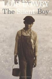 Book Cover for THE SILENT BOY