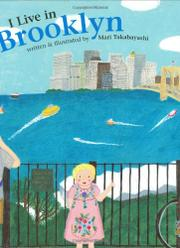 I LIVE IN BROOKLYN by Mari Takabayashi