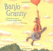 BANJO GRANNY by Sarah Martin Busse
