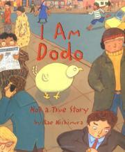 I AM DODO by Kae Nishimura