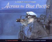 Cover art for ACROSS THE BLUE PACIFIC