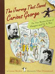 Book Cover for THE JOURNEY THAT SAVED CURIOUS GEORGE