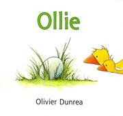 OLLIE by Olivier Dunrea