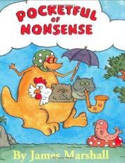 POCKETFUL OF NONSENSE by James Marshall