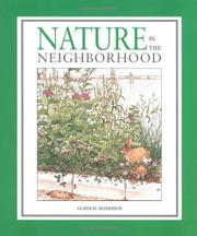 Book Cover for NATURE IN THE NEIGHBORHOOD