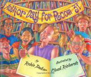AUTHOR DAY FOR ROOM 3T by Robin Pulver