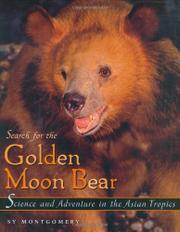 Cover art for SEARCH FOR THE GOLDEN MOON BEAR