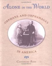 Book Cover for ALONE IN THE WORLD