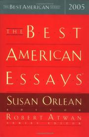 the best american essays by susan orlean kirkus reviews the best american essays 2005