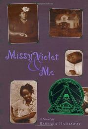 Cover art for MISSY VIOLET AND ME