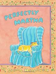 Cover art for PERFECTLY MARTHA