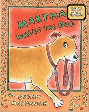 MARTHA WALKS THE DOG by Susan Meddaugh