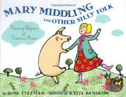Cover art for MARY MIDDLING AND OTHER SILLY FOLK