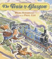 Cover art for THE TRAIN TO GLASGOW