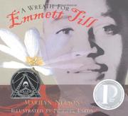 A WREATH FOR EMMETT TILL by Marilyn Nelson