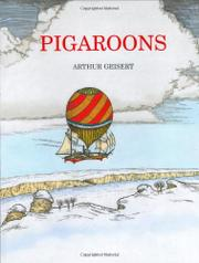 Cover art for PIGAROONS