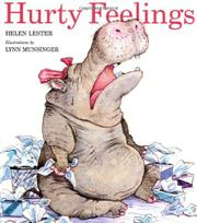 Cover art for HURTY FEELINGS