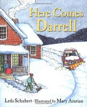 Cover art for HERE COMES DARRELL