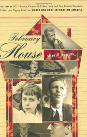 Cover art for FEBRUARY HOUSE