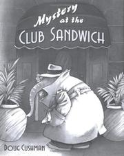 MYSTERY AT THE CLUB SANDWICH by Doug Cushman