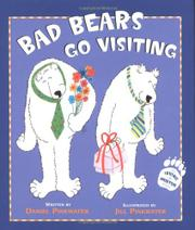 BAD BEARS GO VISITING by Daniel Pinkwater