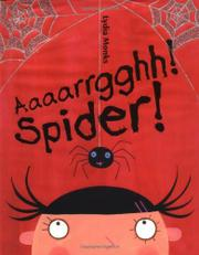 Cover art for AAAARRGGHH! SPIDER!
