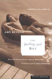 THE SPARKLING-EYED BOY by Amy Benson