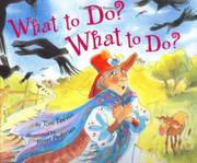 Book Cover for WHAT TO DO? WHAT TO DO?