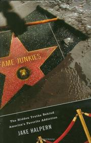 Cover art for FAME JUNKIES