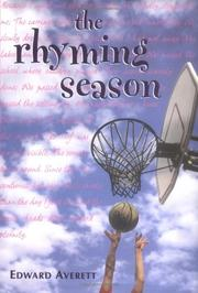 THE RHYMING SEASON by Edward Averett
