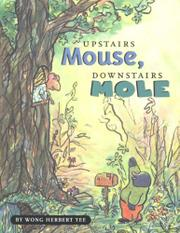 Book Cover for UPSTAIRS MOUSE, DOWNSTAIRS MOLE