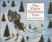 Book Cover for THE FINEST CHRISTMAS TREE