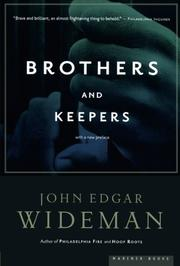 BROTHERS AND KEEPERS by John Edgar Wideman