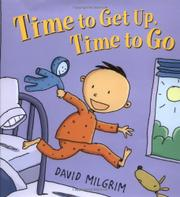 Book Cover for TIME TO GET UP, TIME TO GO
