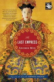 Cover art for THE LAST EMPRESS