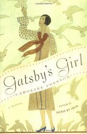 Cover art for GATSBY'S GIRL