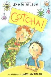 Cover art for GOTCHA!