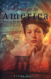 BRIDGE TO AMERICA by Linda Glaser