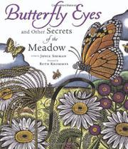 BUTTERFLY EYES by Joyce Sidman