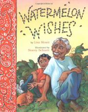 Book Cover for WATERMELON WISHES