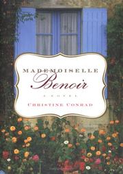 Cover art for MADEMOISELLE BENOIR