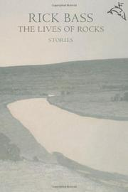Book Cover for THE LIVES OF ROCKS