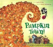 Book Cover for PUMPKIN TOWN!