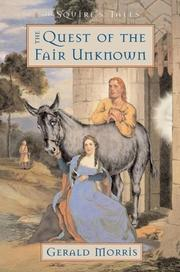 Cover art for THE QUEST OF THE FAIR UNKNOWN