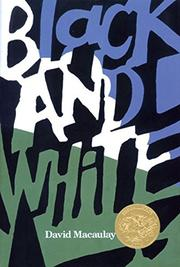 Book Cover for BLACK AND WHITE