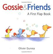 Cover art for GOSSIE & FRIENDS