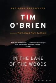 Cover art for IN THE LAKE OF THE WOODS