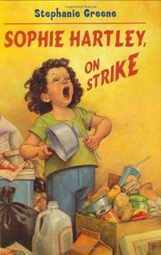 Book Cover for SOPHIE HARTLEY, ON STRIKE