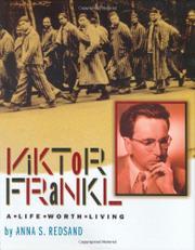 VIKTOR FRANKL by Anna S. Redsand