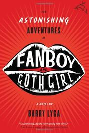 Cover art for THE ASTONISHING ADVENTURES OF FANBOY AND GOTH GIRL